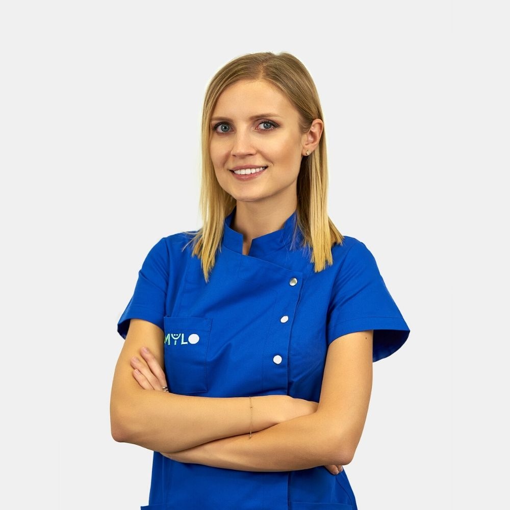dr Marta Kowalska - gabinet ortodontyczny SMYLO